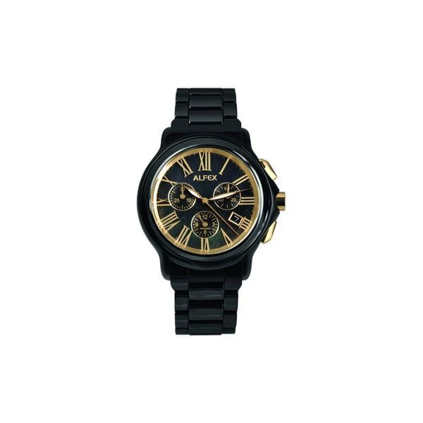 Pánské hodinky Alfex 56297 Black/Black