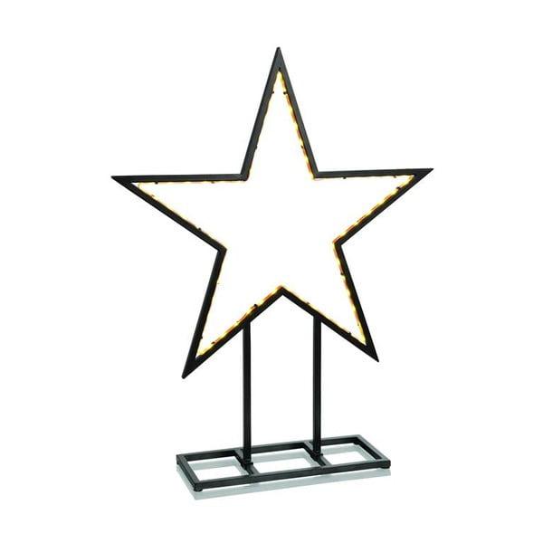 Svítící dekorace Stolt Star, 80 cm