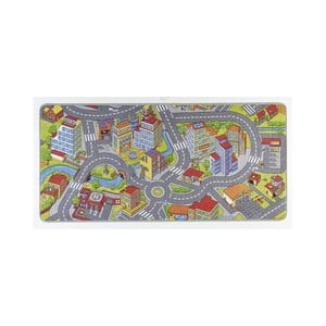 Covor Hanse Home Play Cars, 90 x 200 cm