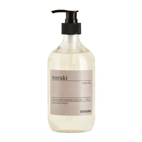 Gel de duș Meraki Silky Mist, 500 ml