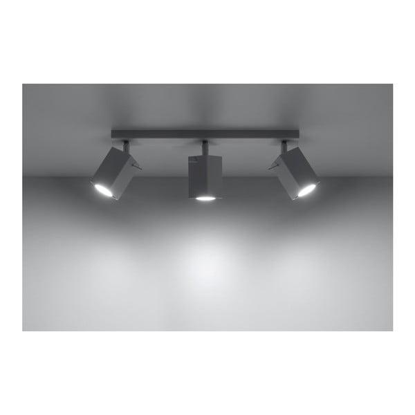 Bílé stropní světlo Nice Lamps Toscana3