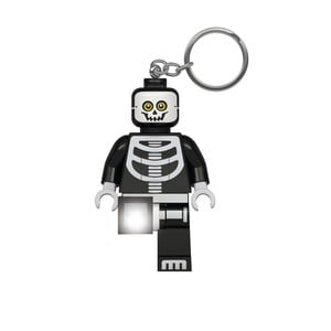 Svítící klíčenka LEGO® Kostlivec