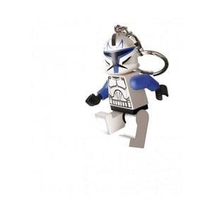Svítící klíčenka LEGO® Star Wars Kapitán Rex