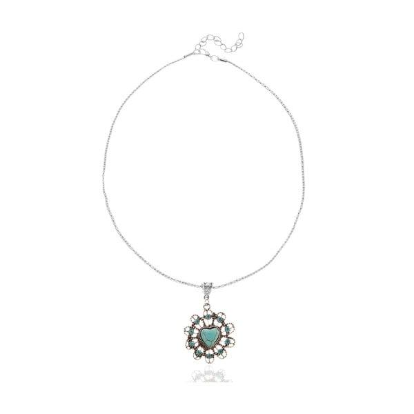 Dámský náhrdelník ve stříbrné barvě NOMA Beverly