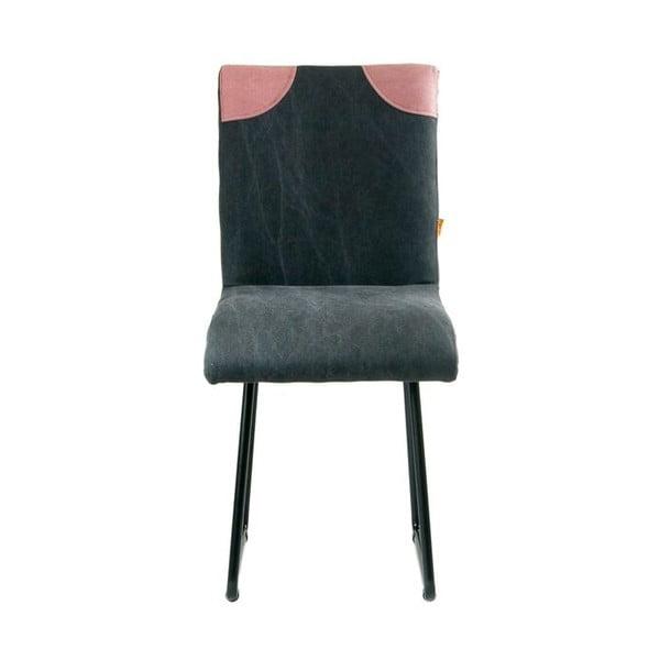 Židle Gie El, šedá