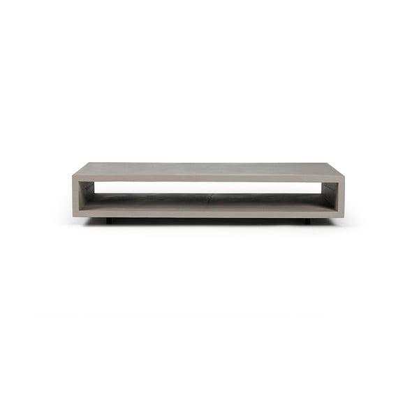Monobloc XL beton dohányzóasztal - Lyon Béton
