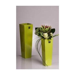 Váza Saona Zelená, malá