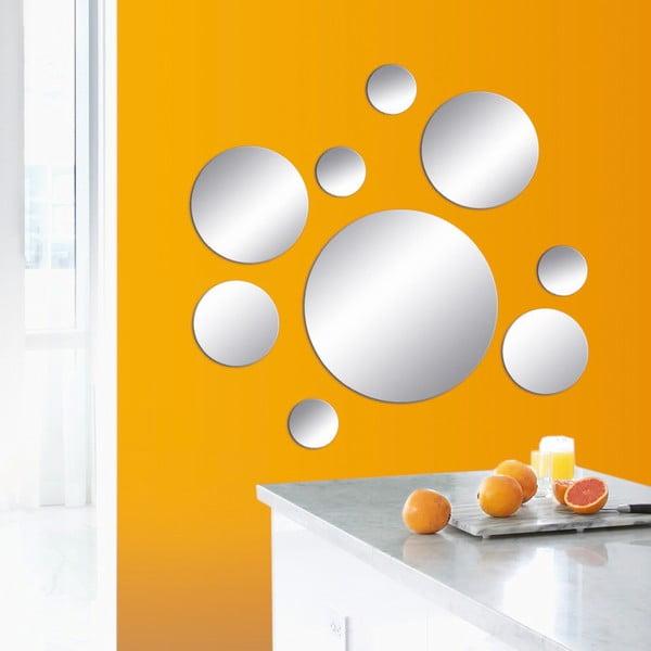Zrcadlová samolepka Sparkling Bubbles