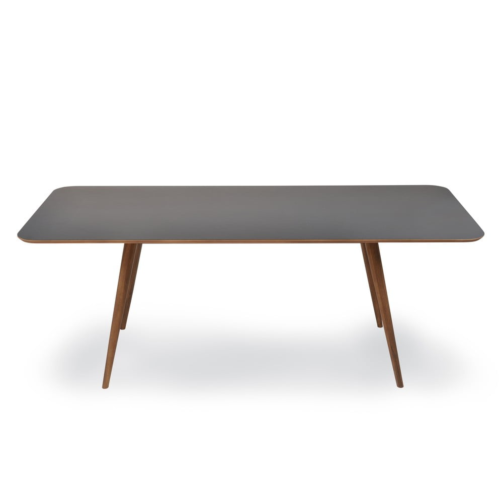 Jídelní stůl z dubového dřeva Gazzda Linn, 160 x 90 x 75 cm