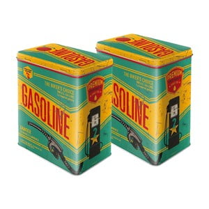 Gasoline, 2 ks