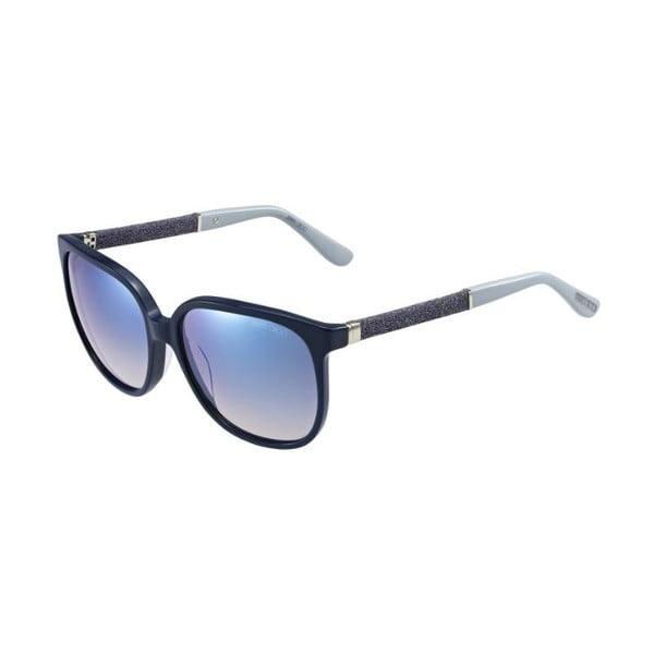 Sluneční brýle Jimmy Choo Paula Glitter/Flash Blue