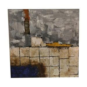 Olejová malba Morriset, 100x100 cm