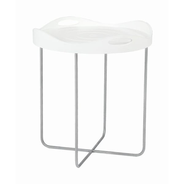 Odkládací stolek Handy Coffee White