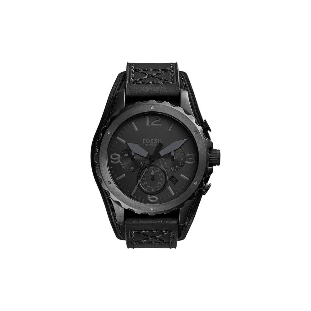 Černé pánské hodinky Fossil JR1510  509452a8d2