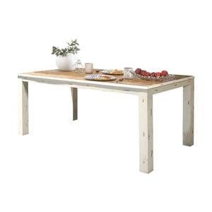 Jídelní stůl z exotických dřev Støraa Bond,180x90cm