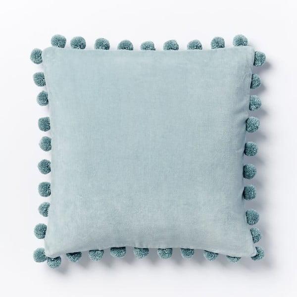 Povlak na pošltář Ashti Blue, 45x45 cm