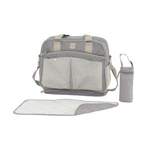 Set tašky přes rameno, přebalovací podložky a obalu na lahvičku Tanuki Mummi Bag Puro