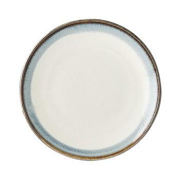 Farfurie din ceramică MIJ Aurora, ø 25 cm, alb imagine