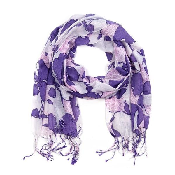 Šátek Dus Violet