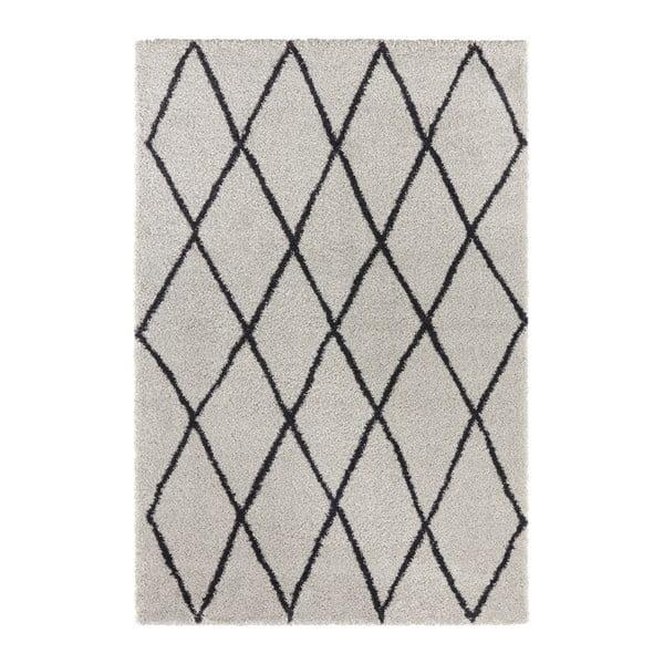 Světle šedý koberec Elle Decor Passion Abbeville, 80 x 150 cm