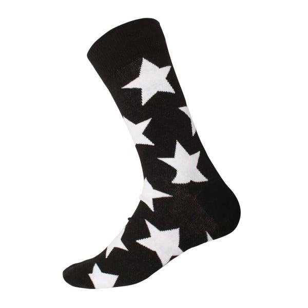 Ponožky Star Black, velikost 40-44