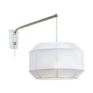 Nástěnné světlo Corse White/Silver