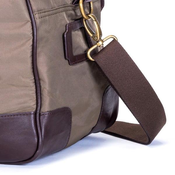 Cestovní taška Avi-8, světle hnědá