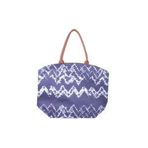 Plátěná taška Tri-Coastal Design Blue Aztec