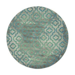 Modrý koberec Webtappeti Evergreen, 155cm