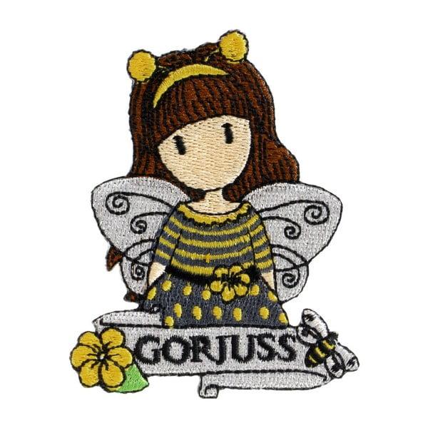 Nažehlovací nášivka na oblečení Gorjuss Bee-Loved