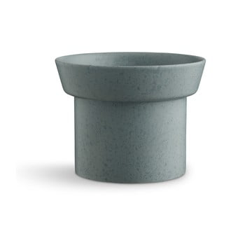 Ghiveci din ceramică Kähler Design Ombria, ⌀ 17 cm, verde de la Kähler Design