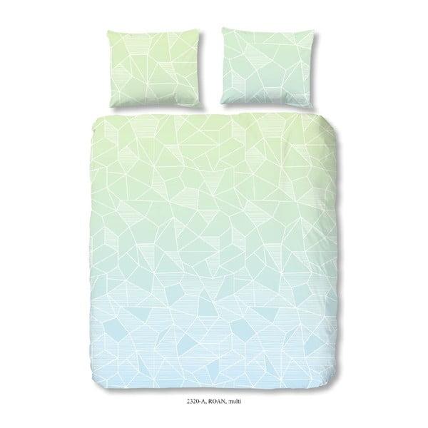 Bavlnené obliečky na dvojlôžko Good Morning Ocean, 200×200 cm