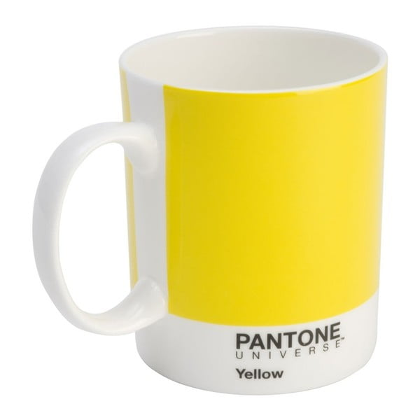 Pantone hrnek PA 166 Custard Yellow