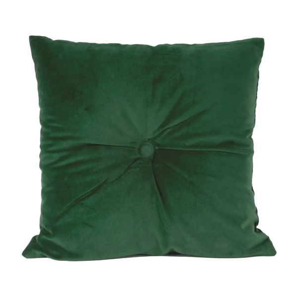 Zelený bavlněný polštář PT LIVING, 45 x 45 cm