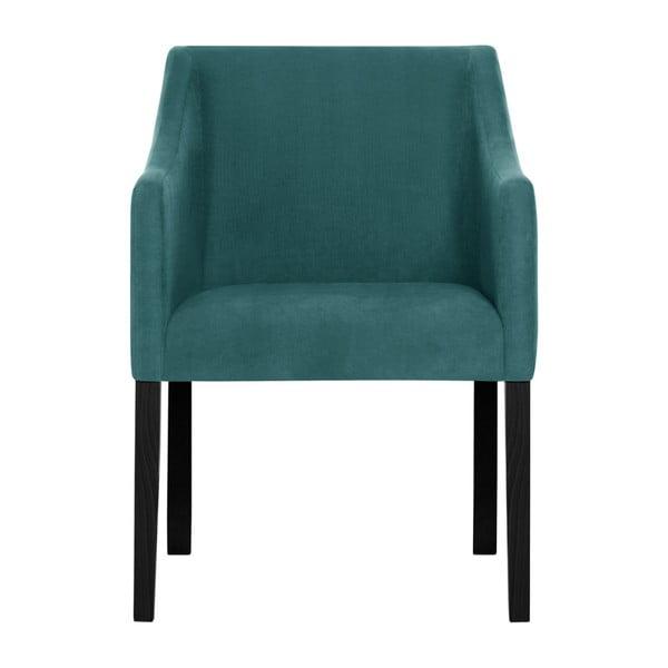 Tyrkysová židle Guy Laroche Illusion