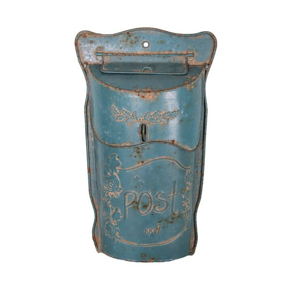 Skrzynka pocztowa Antic Line Lettres Bleue