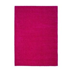 Fuchsiový koberec Universal Khitan Liso Fuchsia, 57x110cm