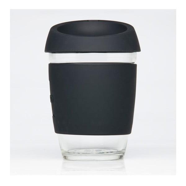 Cestovní hrnek na kávu Joco Cup 340 ml, černý