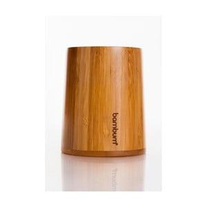 Recipient din bambus pentru ustensile de bucătărie Bambum Miccho