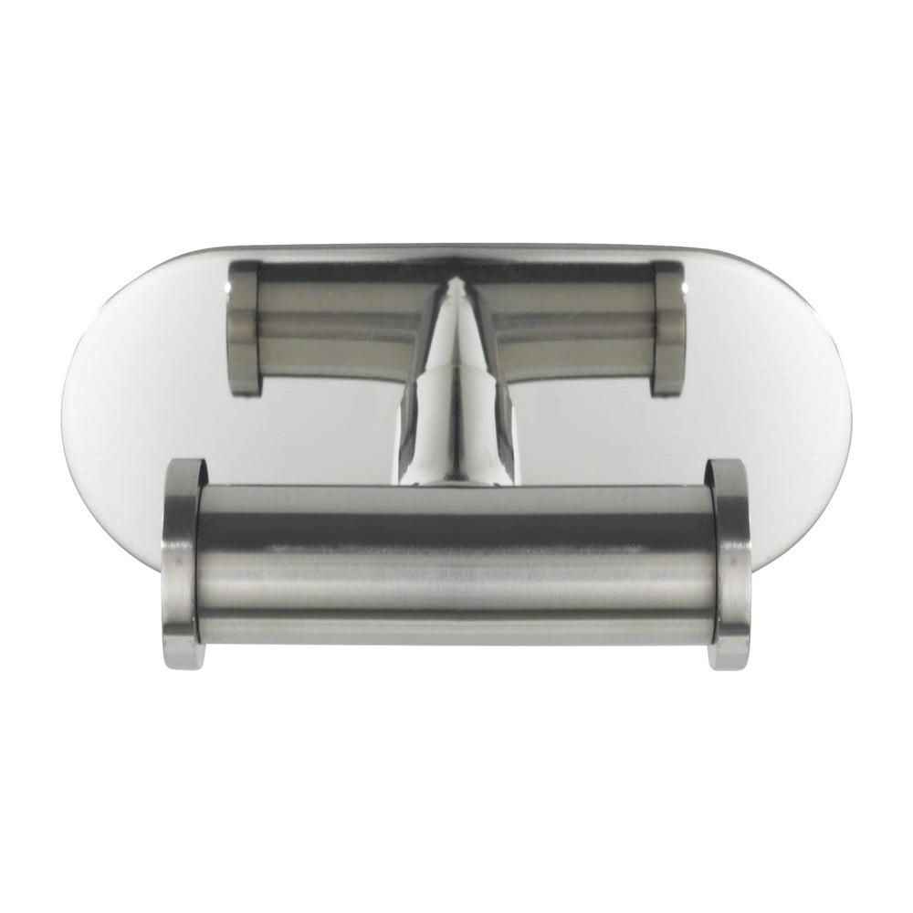 Produktové foto Dvojitý nástěnný háček z nerezové oceli Wenko Turbo-Loc® Orea