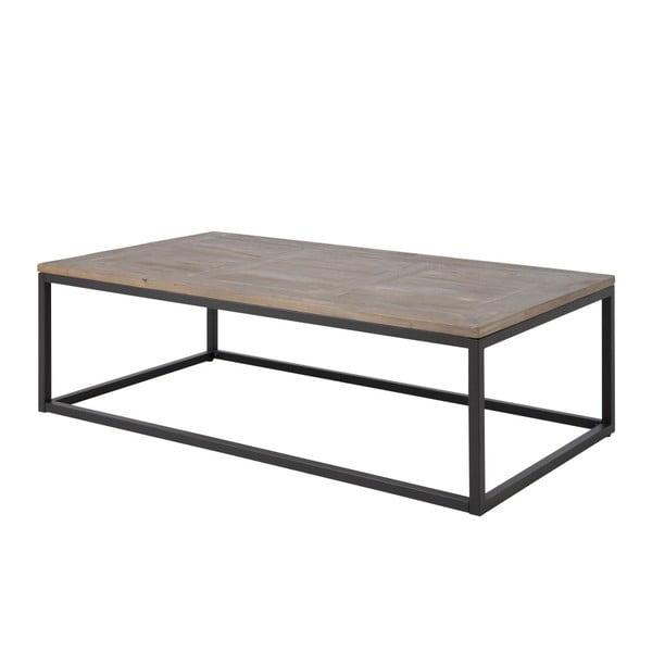 Konferenční stolek s dřevěnou deskou Actona Rocwood