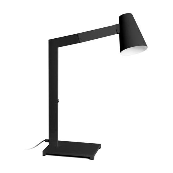 Černá stolní lampa Design Twist Fahy