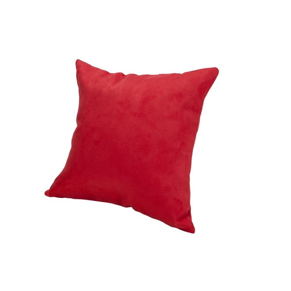 Polštář z mikrovláken Pillow 40x40 cm, jahoda