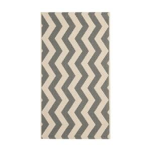Koberec Amalfi Grey, 60x109 cm