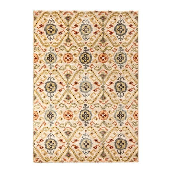 Béžový koberec Mint Rugs Diamond Ornament, 133x195cm