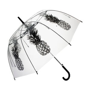 Deštník Blooms of London Pineapple Gray Straight