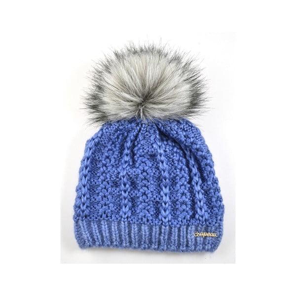 Dámská čepice Perlik Blue