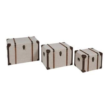 Set 3 cutii Santiago Pons Vintage Trunks