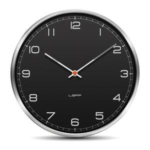 Nástěnné hodiny Embosed Arabic, 35 cm