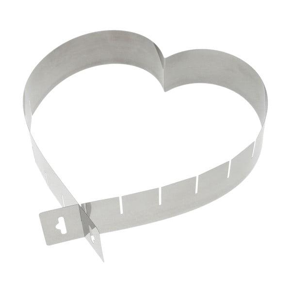 Nastavitelná forma na dort Heart
